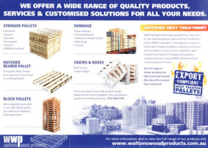 Waltons Wood Products
