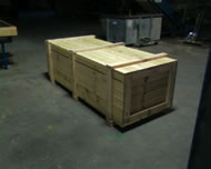 Express Pallets & Crates