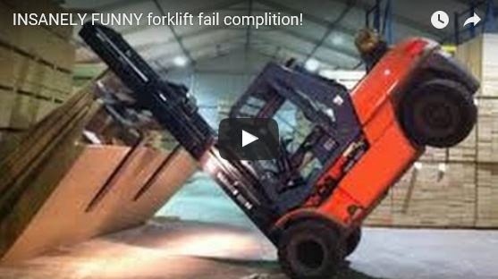Bad Forklift Drivers