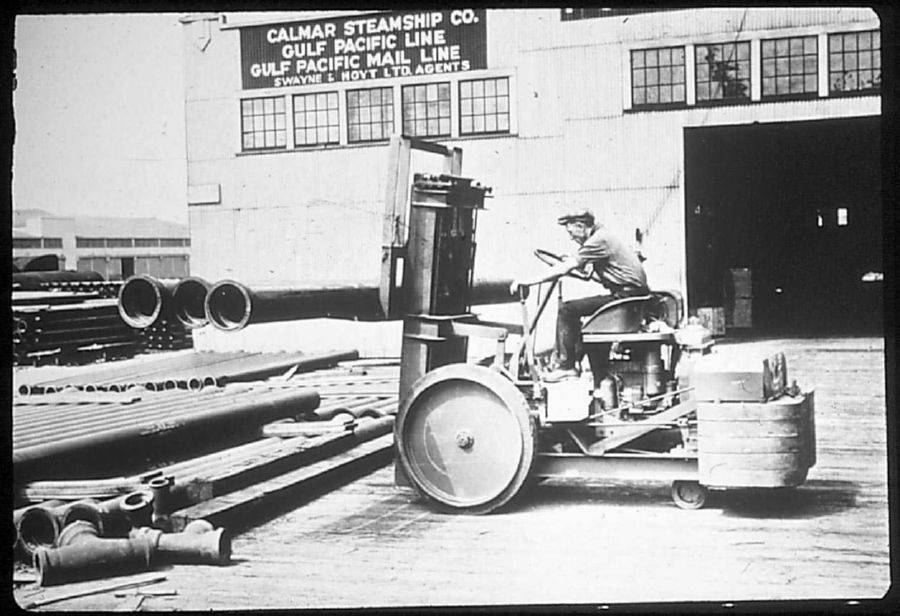 History Of Forklifts