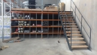 Small Warehouse Mezzanine