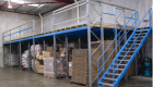 Custom Warehouse Mezzanines
