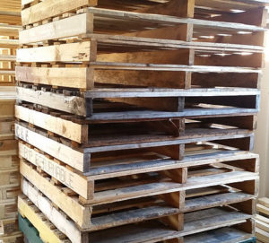 Born Again Pallets