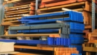 Second Hand Pallet Rack Beams