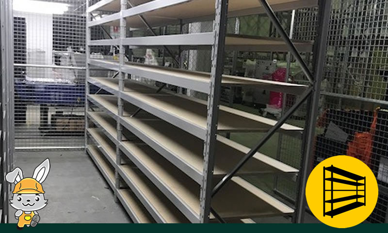 Warehouse Shelving Supplies