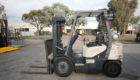 Crown Forklift Sales Adelaide