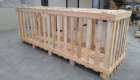 Large Timber Crates