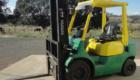 Forklifts Brisbane