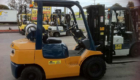 Forklift Servicing Melbourne