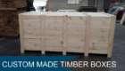 Custom Timber Boxes