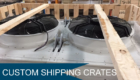 Custom Shipping Crates Melbourne