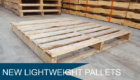 Lightweight Pallets