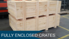 Timber Transport Crates Melbourne