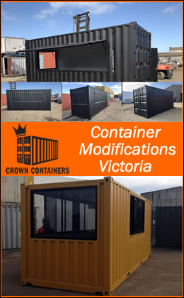 Container Modifications Victoria