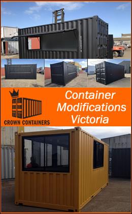 Container Modifications Victoria