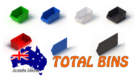 Total Bins - Plastic Bin Supplies