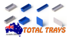 Total Trays - Plastic Tray Supplies